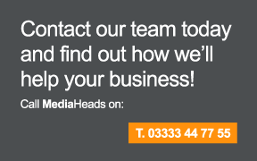 MediaHeads are part of your digital marketing team